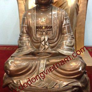 Đúc Tượng Phật Bà Bằng Đồng Khảm Tam Khí - Đúc Tượng Đồng Tại HCM đồ đồng việt chuyên cung cấp các mẫu  tượng phật thờ cúng trong đền chùa