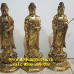 Tượng phật Bồ Tát Quán Thế Âm được nhiều người nhắc đến và tạc tượng lộ thiên ở các chùa