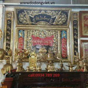 Bộ lư vuông vĩnh tiến số 2 bày bàn thờ gia tiên bán tại 9 Bạch Đằng - Bình Thạnh - bộ tam sự vĩnh tiến số 2