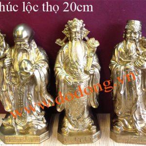 Tượng ba vị thần Phúc
