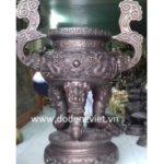 Lư hương đồng .cúng tiến đền chùa nhà thờ họ mang ý nghĩa tâm linh cao .lư hương bằng đồng thờ cúng được  đúc công nghệ thủ công đường net đẹp .nhận đúc lư hương đồng
