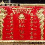 mẫu tấm cửu huyền thất tổ thờ gia tiên