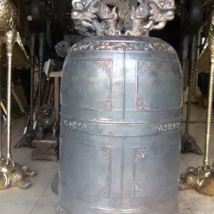 Để đúc chuông đồng thì chỉ có 2 dòng kim loại cơ bản: Đồng và Thiếc