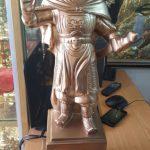 Tượng nguyễn huệ (1753 - 1792) còn được biết đến là quang trung thượng đế